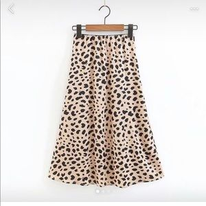 Fortis Skirts - Cheetah Skirt